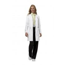 "2411   37"" Women's Lab Coat    55% Cotton / 45% Polyester Poplin"